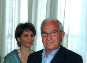 con Cloris Brosca al XXXIX Premio Nazionale Sìlarus - 25 maggio 2007