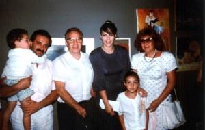 Foto con Elisabetta Gardini Agosto 1989