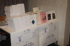 Libri da distribuire 2009