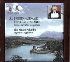 Segnalazione Saggistica Premio Letterario Sìlarus 2008